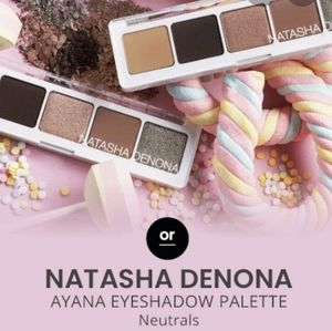 Natasha Denona Ayana Palette NEW in Box
